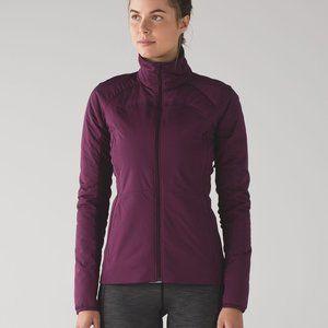 Size 4 - Lululemon Run For Cold Jacket